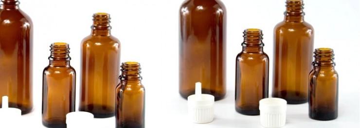 skleněné láhve CDS2